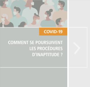 Covid-19 Comment Se Poursuivent Les Proc Dures D Inaptitude 1