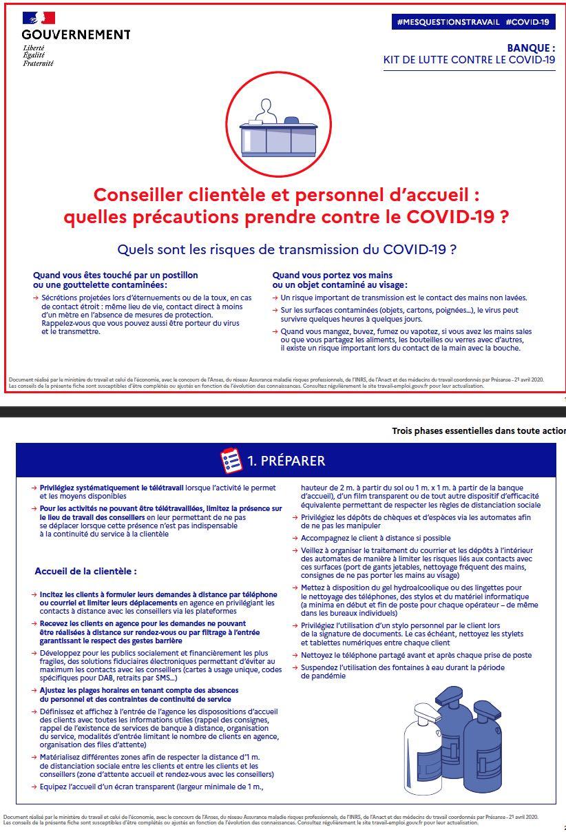 Banque Covid19